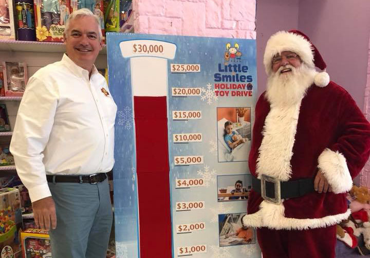 Holiday Toy Drive Hopes to Deliver a Record Number of Gifts