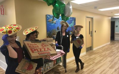 Youth Council Serves Up St. Patty's Day Cheer