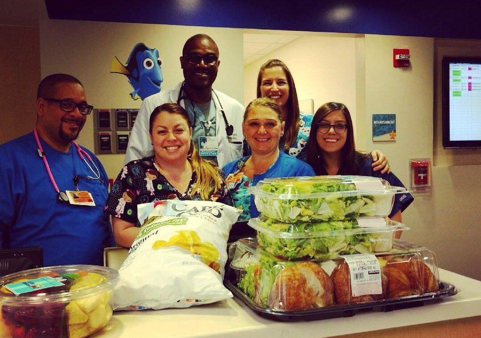 Nurses Week Calls for a Celebration