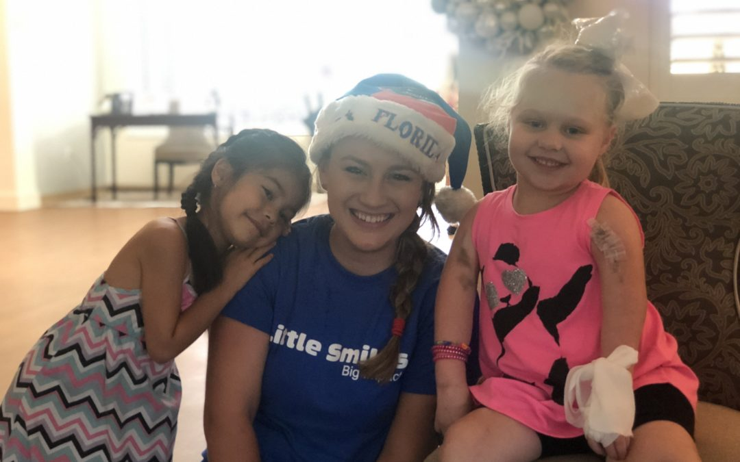 "Little Smiles Throws ""Christmas in July"" Celebration"