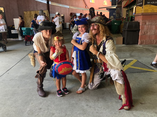Pirate & Princess Night at Roger Dean Chevrolet Stadium