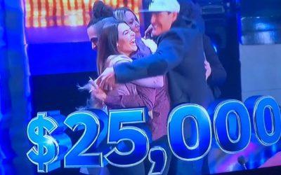 Vanilla Ice Wins $25,000 for Little Smiles