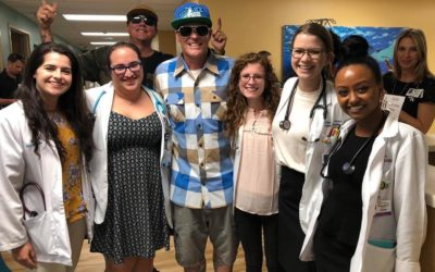 Vanilla Ice Brings the Smiles to Palms West
