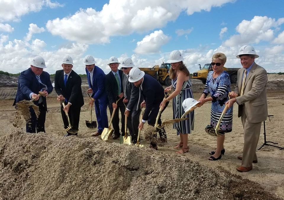 TAMCO Group Breaks Ground on New Facility in Port St. Lucie