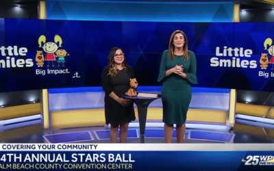 Stars Ball Featured on WPBF